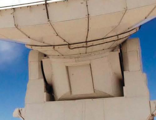 حلول الأقمار الصناعية  VSAT
