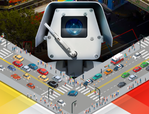 CCTV- Intelligent Security Solutions for Traffic Monitoring