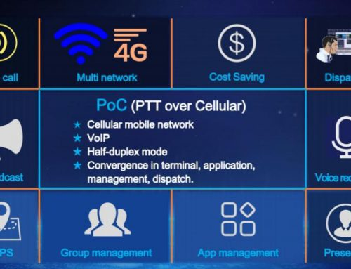 PoC (PTT over Cellular) is now available in KSA with Al Shareef Group
